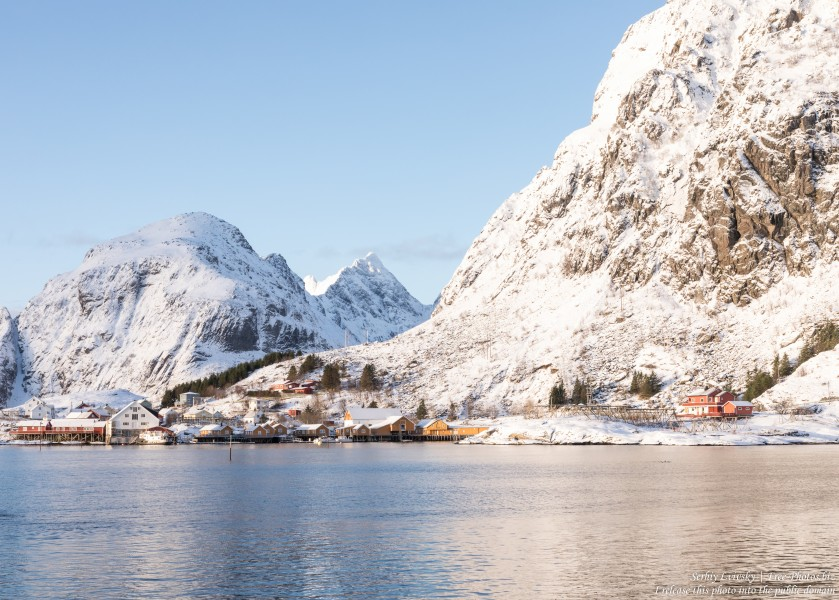 Å i Lofoten, Norway, in February 2020, photographed by Serhiy Lvivsky, picture 18
