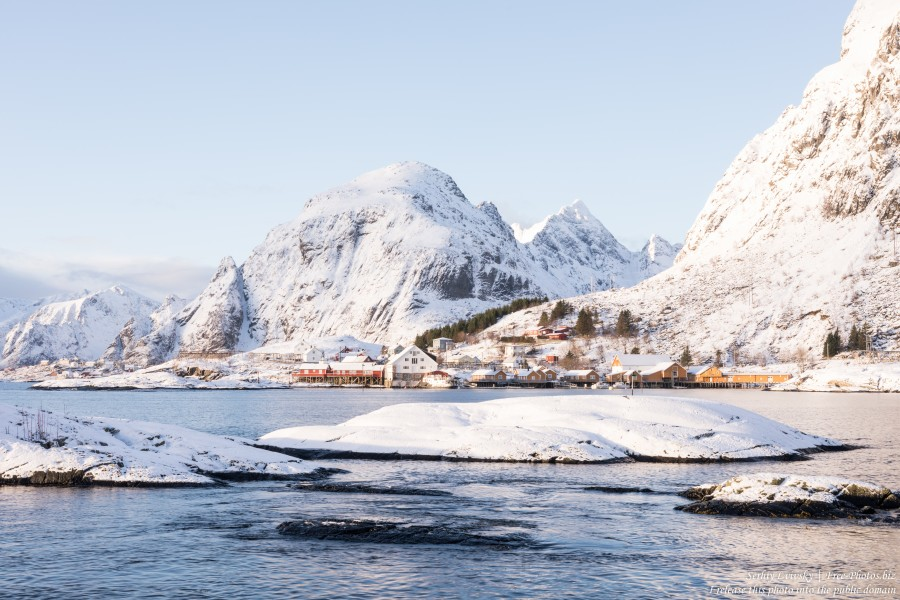 Å i Lofoten, Norway, in February 2020, photographed by Serhiy Lvivsky, picture 19