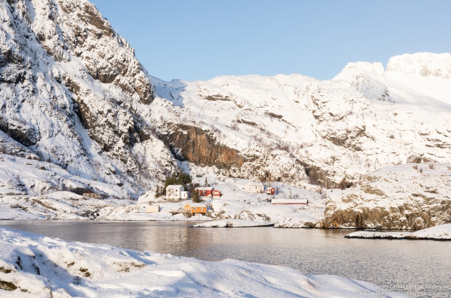 Å i Lofoten, Norway, in February 2020, photographed by Serhiy Lvivsky, picture 20