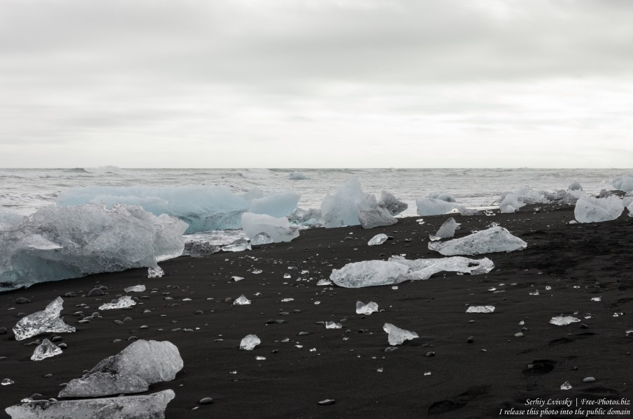 Diamond Beach, Iceland, in May 2019, photographed by Serhiy Lvivsky, picture 7