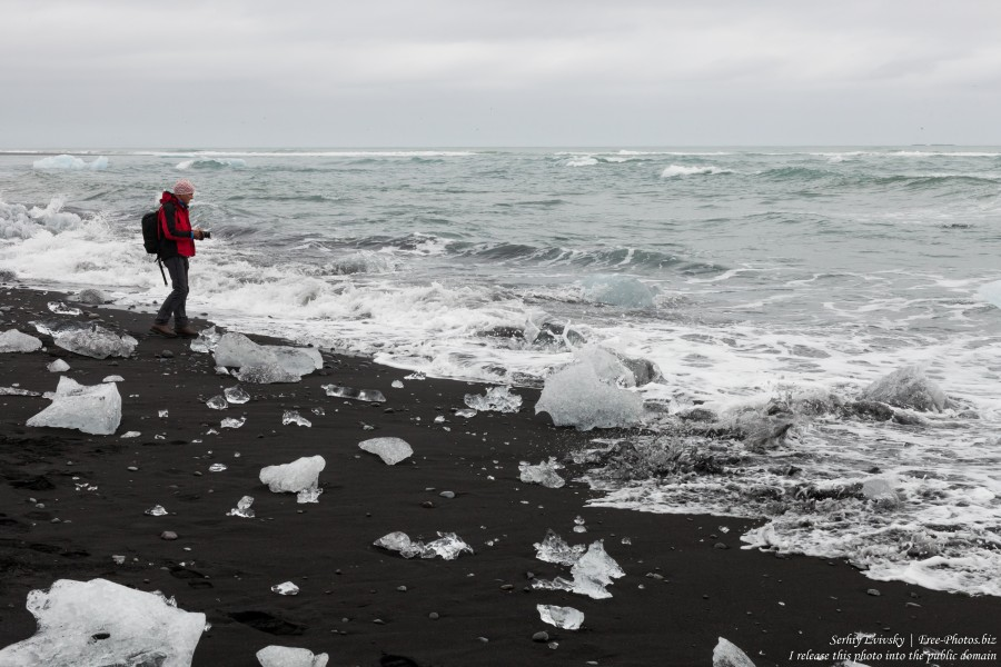 Diamond Beach, Iceland, in May 2019, photographed by Serhiy Lvivsky, picture 8