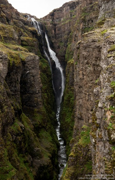 Glymur, Iceland, photographed in May 2019 by Serhiy Lvivsky, picture 5