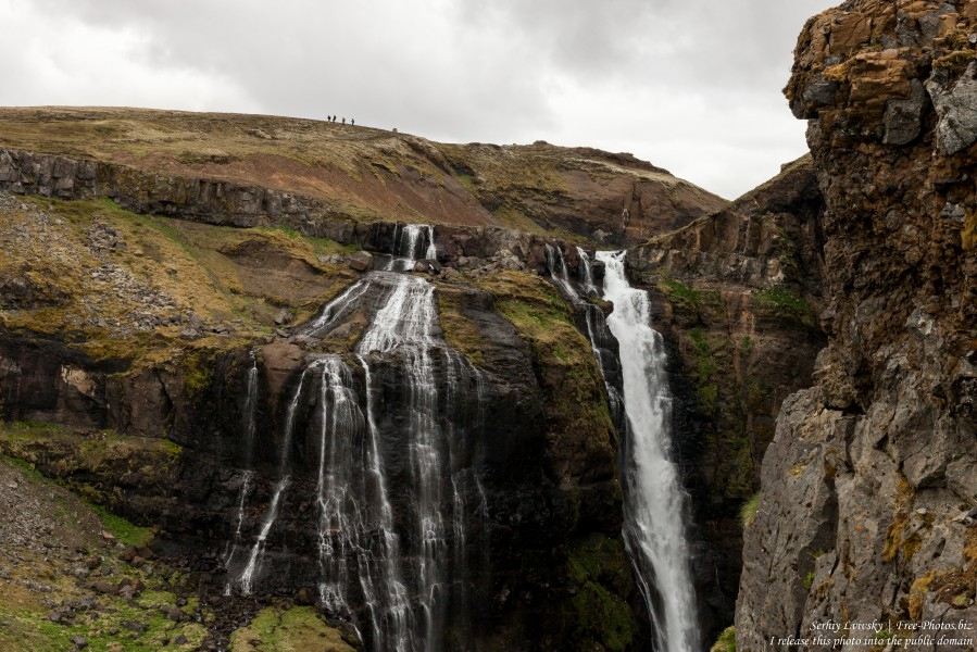 Glymur, Iceland, photographed in May 2019 by Serhiy Lvivsky, picture 8