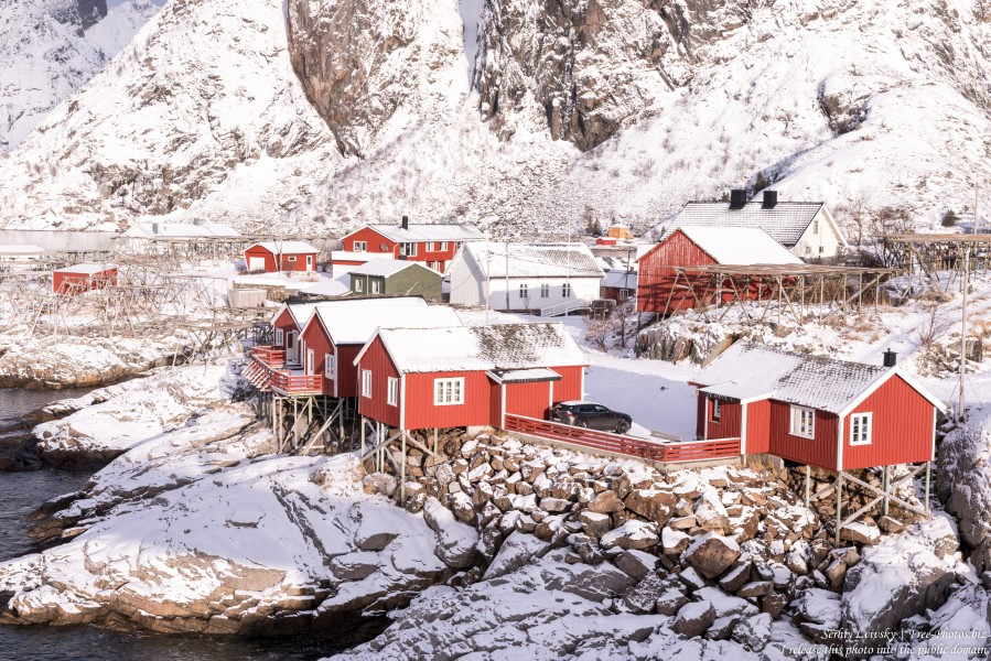Hamnoy and surroundings, Norway, in February 2020, by Serhiy Lvivsky, picture 13