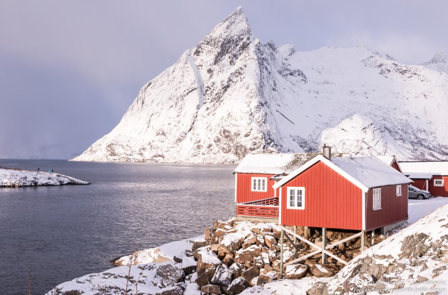 Hamnoy and surroundings, Norway, in February 2020, by Serhiy Lvivsky, picture 14