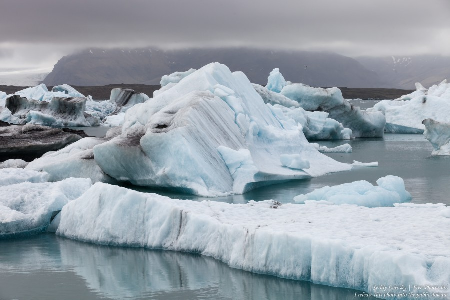 Jokulsarlon Glacier Lagoon, Iceland, photographed in May 2019 by Serhiy Lvivsky, photo 9