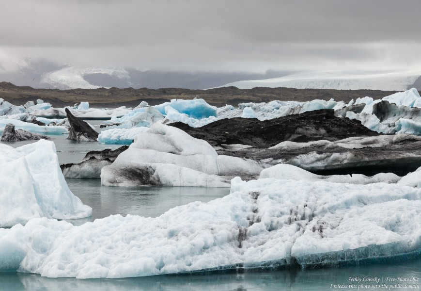 Jokulsarlon Glacier Lagoon, Iceland, photographed in May 2019 by Serhiy Lvivsky, photo 10