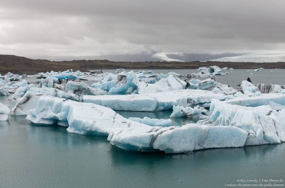 Jokulsarlon Glacier Lagoon, Iceland, photographed in May 2019 by Serhiy Lvivsky, photo 13