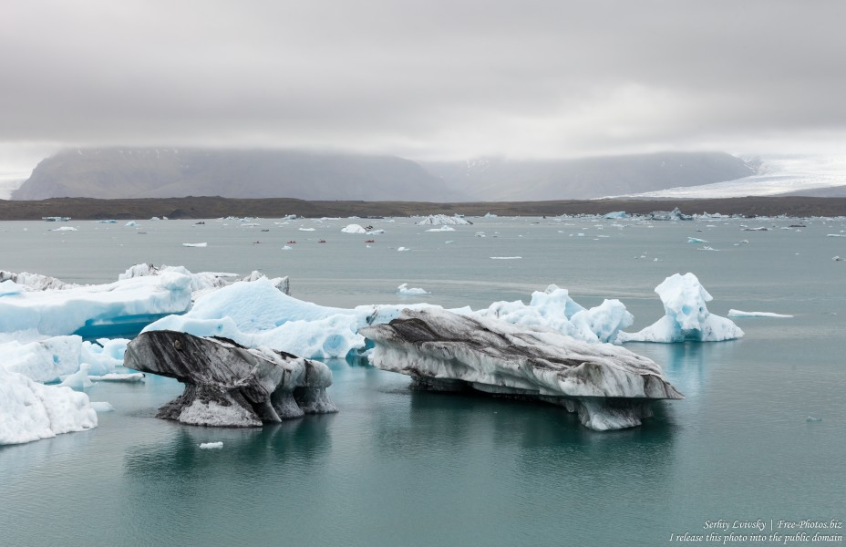 Jokulsarlon Glacier Lagoon, Iceland, photographed in May 2019 by Serhiy Lvivsky, photo 14