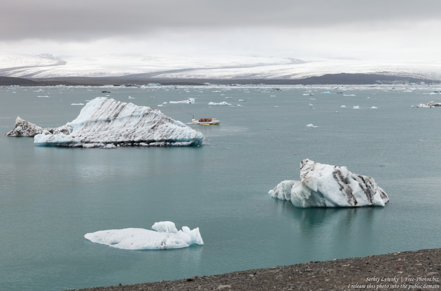 Jokulsarlon Glacier Lagoon, Iceland, photographed in May 2019 by Serhiy Lvivsky, photo 15