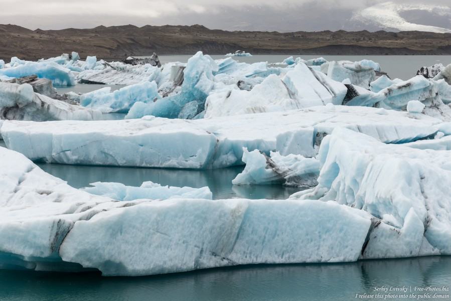 Jokulsarlon Glacier Lagoon, Iceland, photographed in May 2019 by Serhiy Lvivsky, photo 18