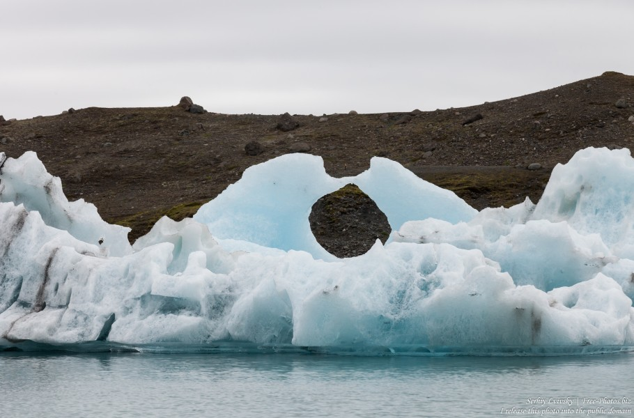 Jokulsarlon Glacier Lagoon, Iceland, photographed in May 2019 by Serhiy Lvivsky, photo 30