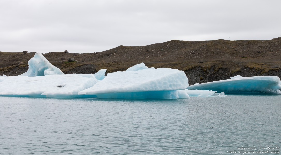 Jokulsarlon Glacier Lagoon, Iceland, photographed in May 2019 by Serhiy Lvivsky, photo 32
