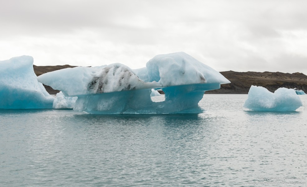 Jokulsarlon Glacier Lagoon, Iceland, photographed in May 2019 by Serhiy Lvivsky, photo 35