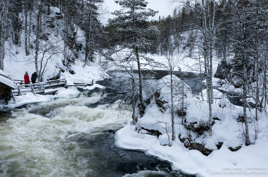Oulanka, Finland, photographed in January 2020 by Serhiy Lvivsky, picture 2