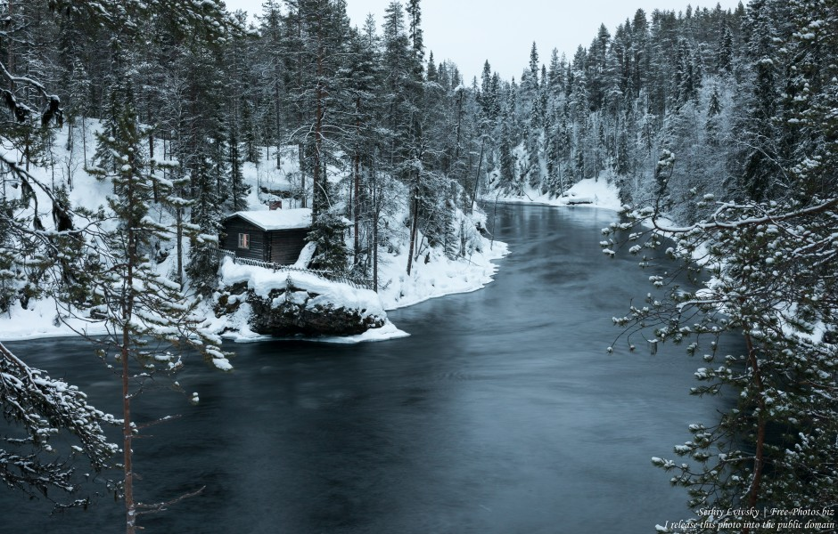 Oulanka, Finland, photographed in January 2020 by Serhiy Lvivsky, picture 3