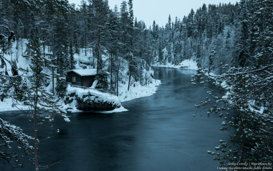 Oulanka, Finland, photographed in January 2020 by Serhiy Lvivsky, picture 4