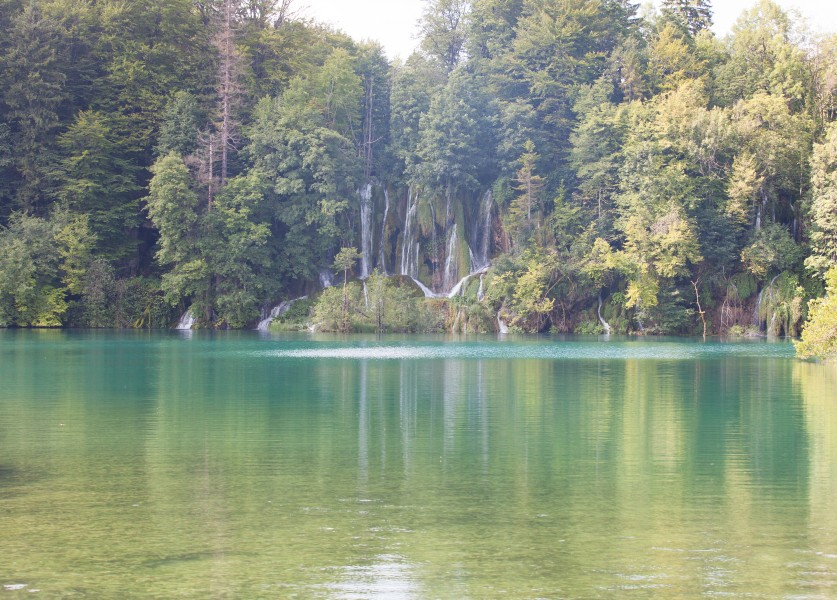 Plitvice Lakes, Croatia, July 2014, picture 2