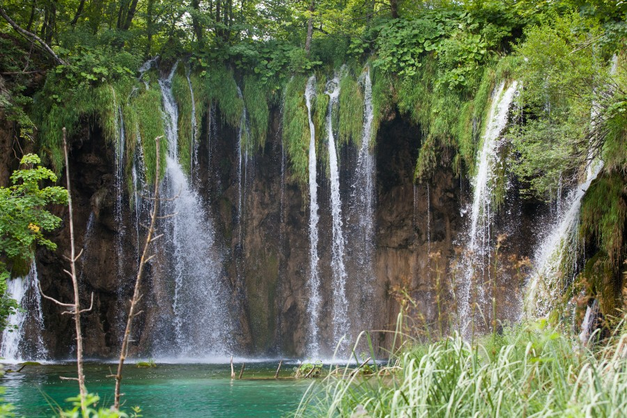 Plitvice Lakes, Croatia, July 2014, picture 5
