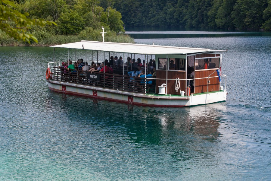 Plitvice Lakes, Croatia, July 2014, picture 6