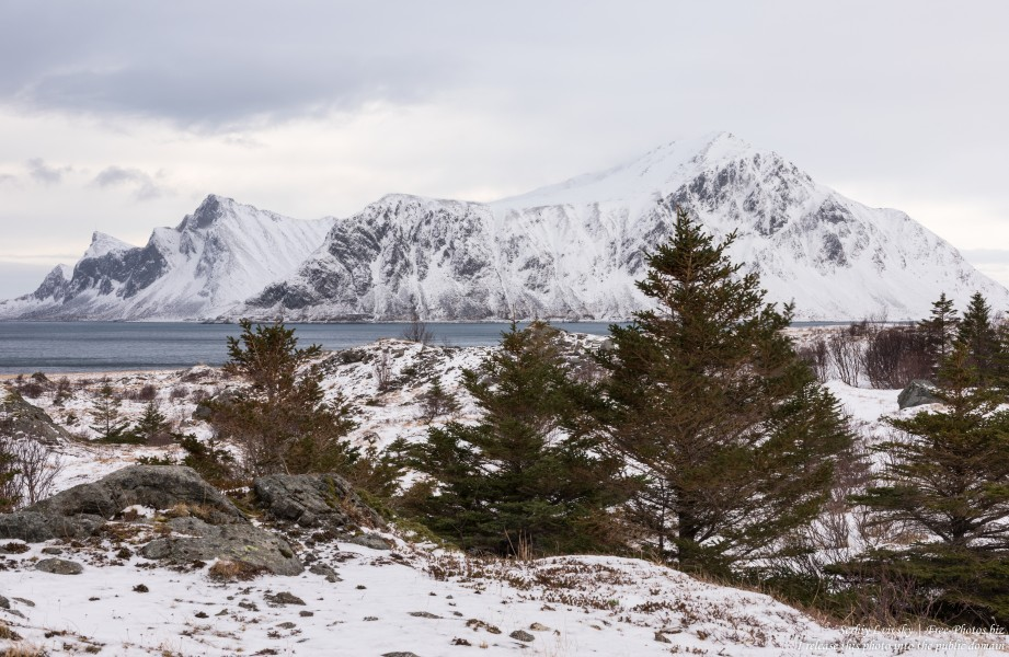 Ramberg beach, Norway, in February 2020, by Serhiy Lvivsky, picture 4