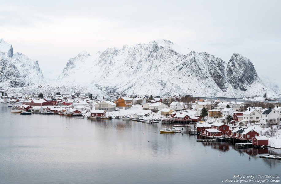 Reine and surroundings, Norway, in February 2020, by Serhiy Lvivsky, picture 8