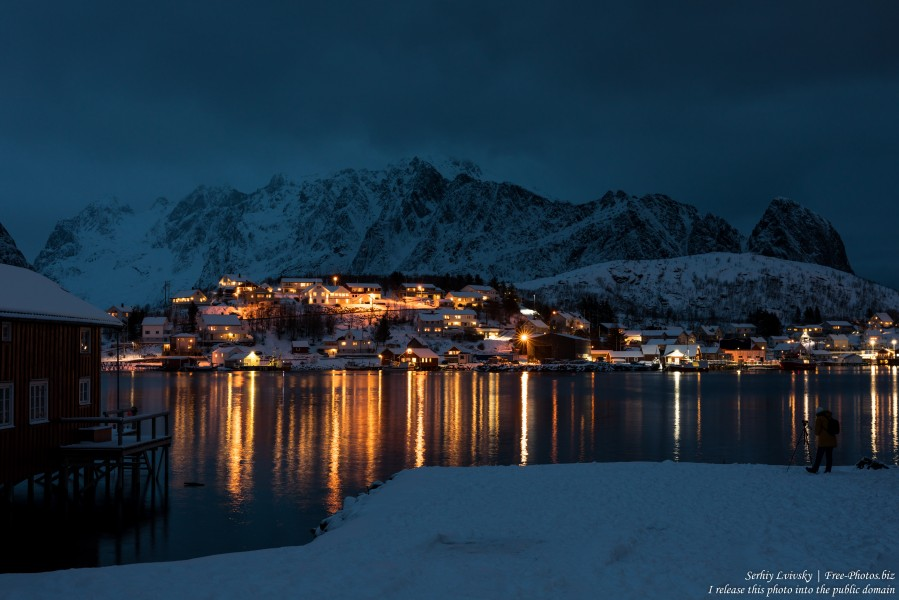 Reine and surroundings, Norway, in February 2020, by Serhiy Lvivsky, picture 13