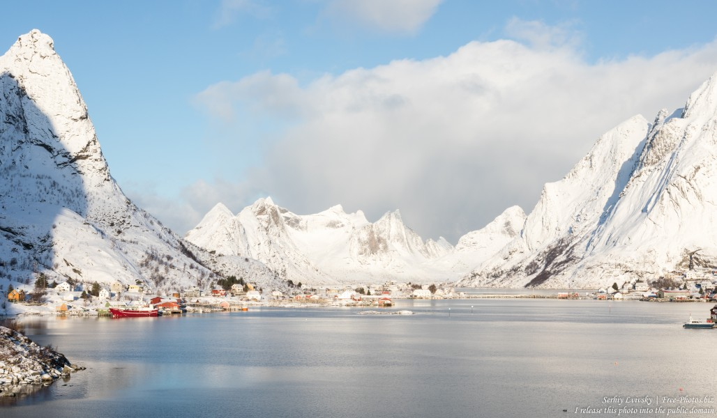 Reine and surroundings, Norway, in February 2020, by Serhiy Lvivsky, picture 18