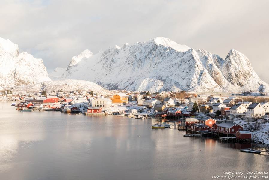 Reine and surroundings, Norway, in February 2020, by Serhiy Lvivsky, picture 19
