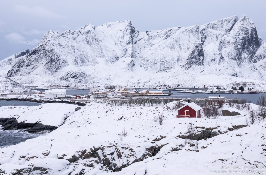 Sakrisoy and surroundings, Norway, in February 2020 by Serhiy Lvivsky, picture 1