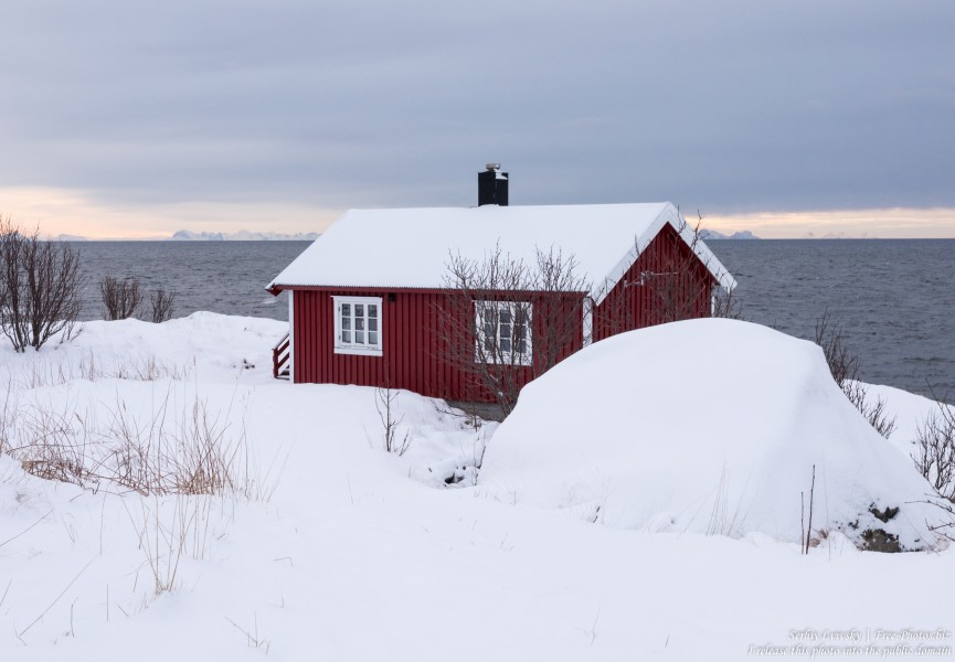 Sakrisoy and surroundings, Norway, in February 2020 by Serhiy Lvivsky, picture 2