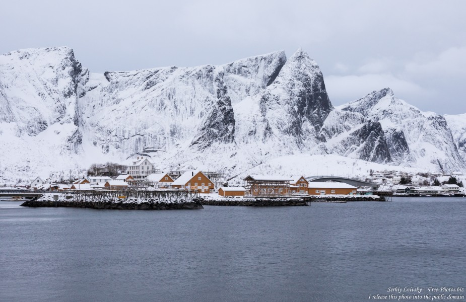 Sakrisoy and surroundings, Norway, in February 2020 by Serhiy Lvivsky, picture 3