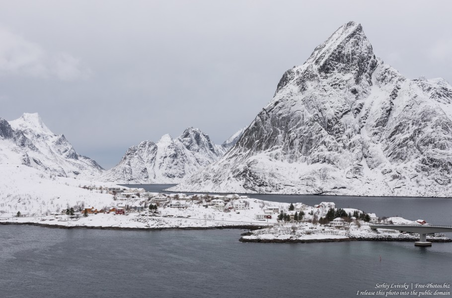 Sakrisoy and surroundings, Norway, in February 2020 by Serhiy Lvivsky, picture 7