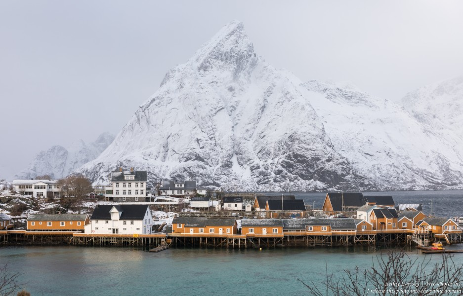 Sakrisoy and surroundings, Norway, in February 2020 by Serhiy Lvivsky, picture 13