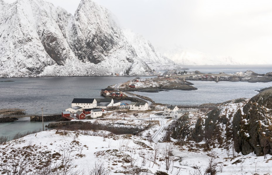 Sakrisoy and surroundings, Norway, in February 2020 by Serhiy Lvivsky, picture 14