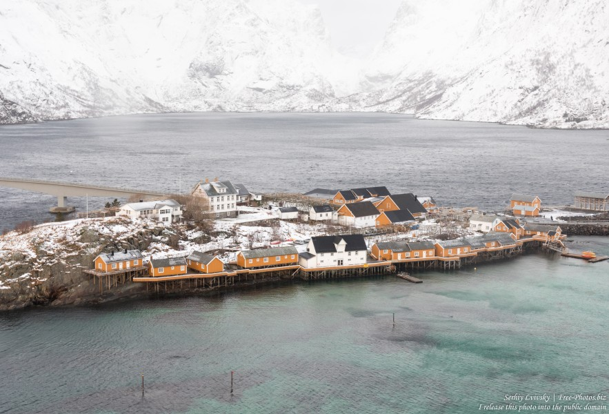Sakrisoy and surroundings, Norway, in February 2020 by Serhiy Lvivsky, picture 15