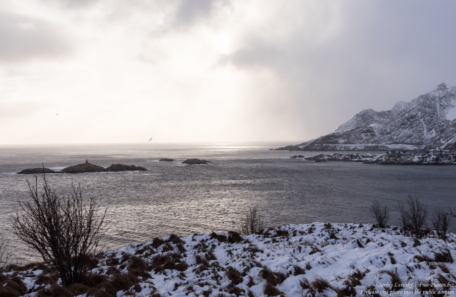 Sakrisoy and surroundings, Norway, in February 2020 by Serhiy Lvivsky, picture 16