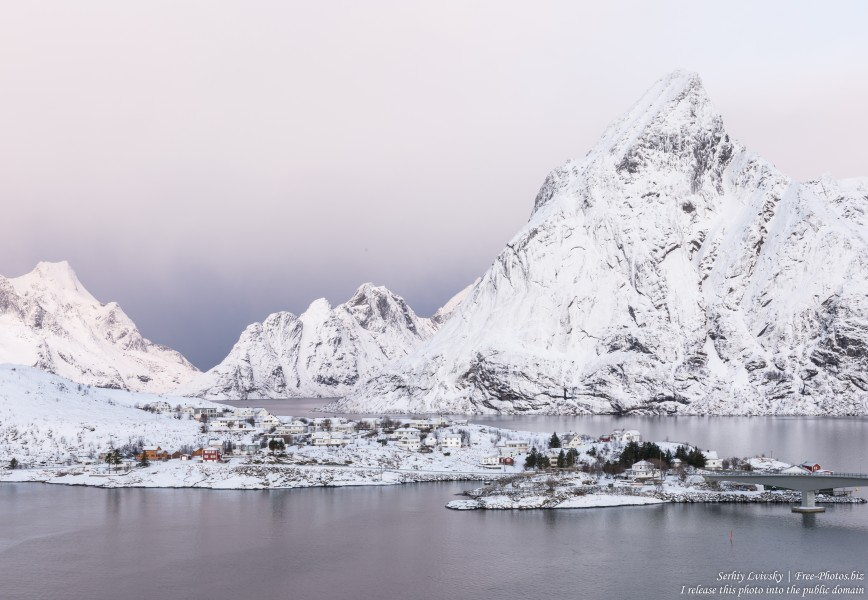 Sakrisoy and surroundings, Norway, in February 2020 by Serhiy Lvivsky, picture 22