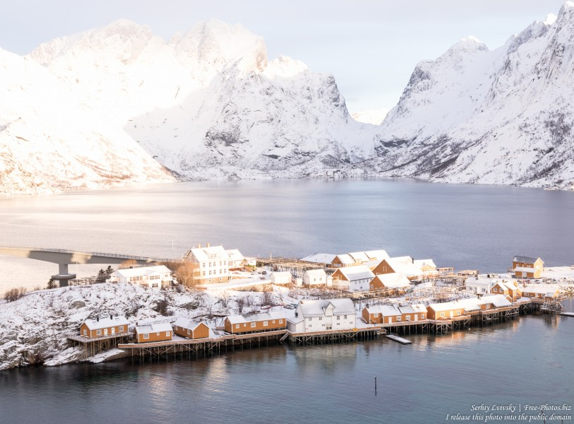 Sakrisoy and surroundings, Norway, in February 2020 by Serhiy Lvivsky, picture 31