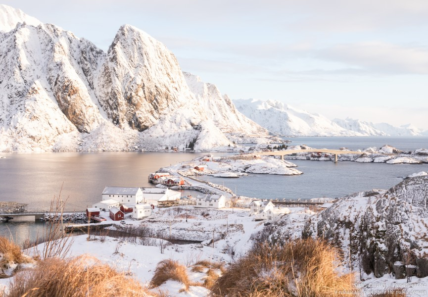 Sakrisoy and surroundings, Norway, in February 2020 by Serhiy Lvivsky, picture 32