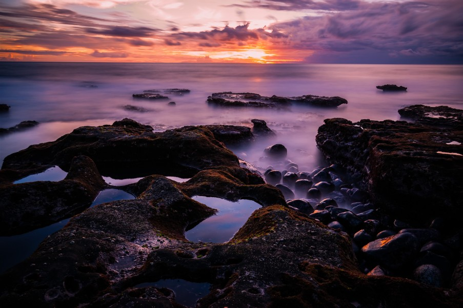 Sunset at Tanah Lot - Bali (8588535272)