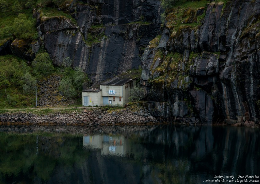 Trollfjord, Norway, photographed in June 2018 by Serhiy Lvivsky, picture 10