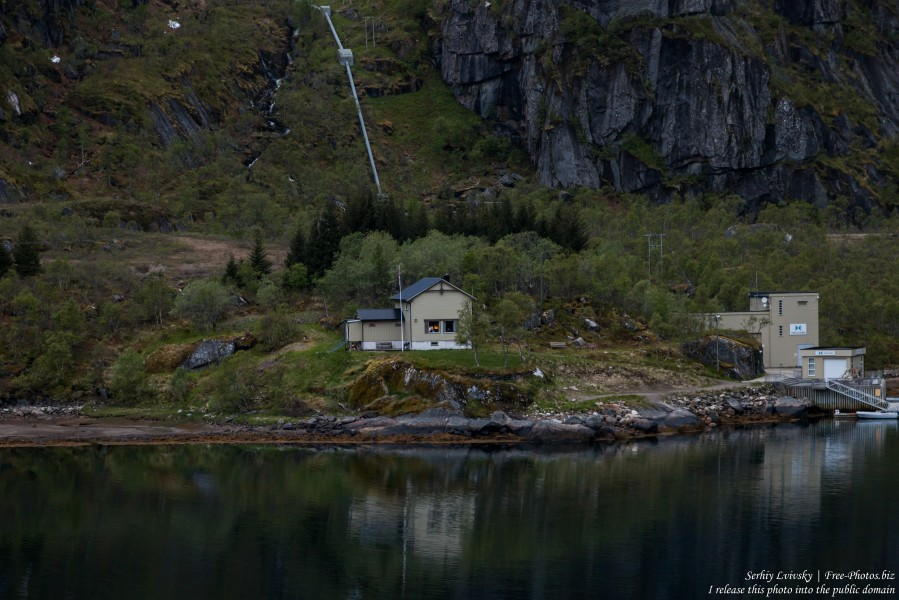Trollfjord, Norway, photographed in June 2018 by Serhiy Lvivsky, picture 11