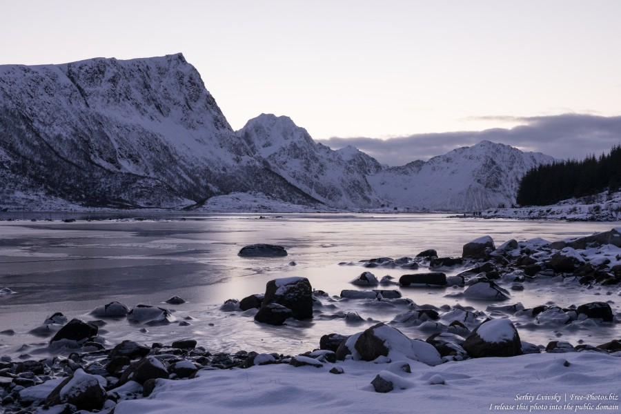 Vågspollen and/or surroundings, Norway, in February 2020, by Serhiy Lvivsky, picture 9