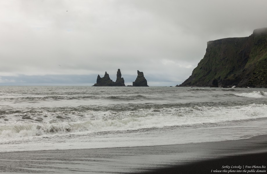 Vik, Iceland, photographed in May 2019 by Serhiy Lvivsky, picture 1