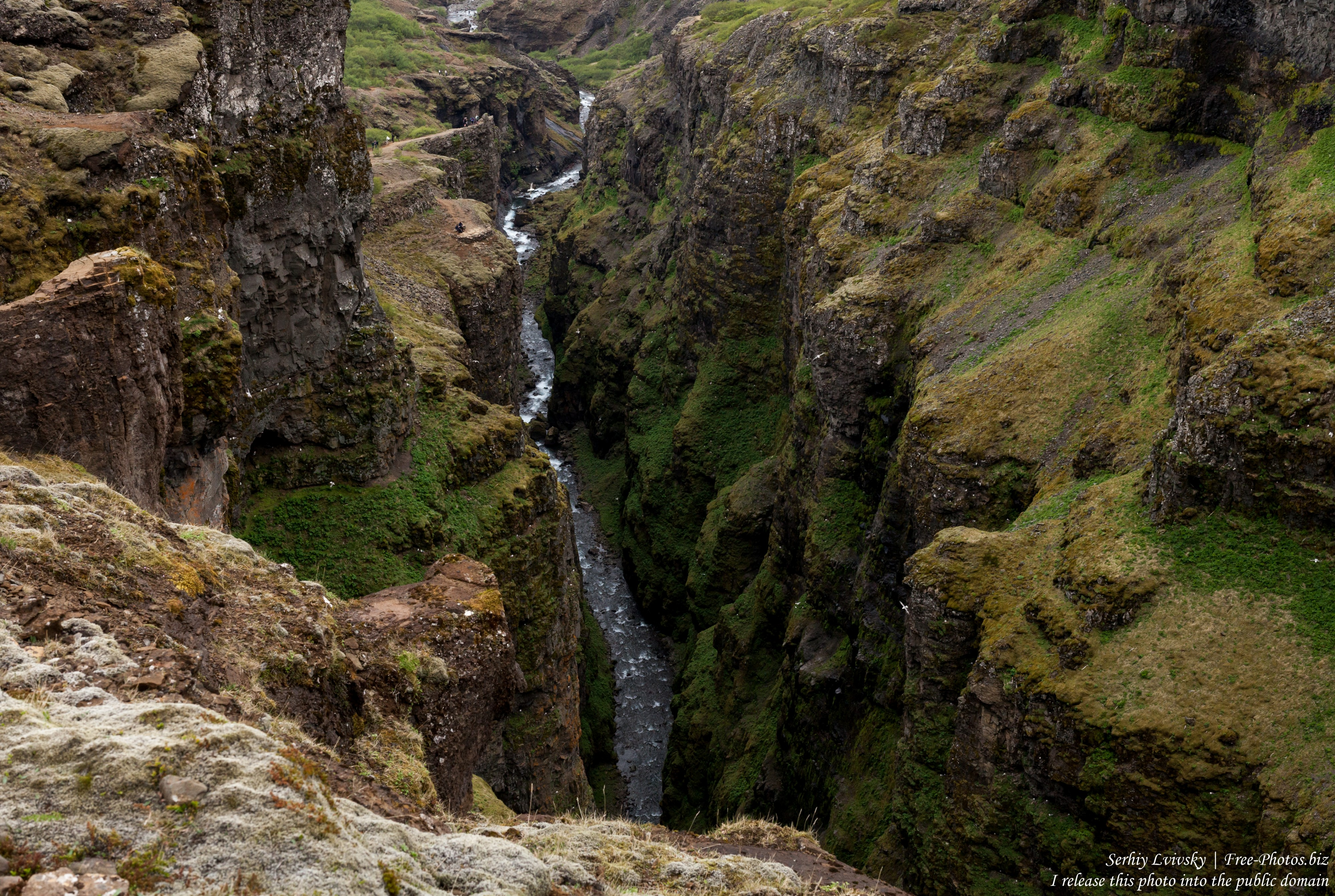 Glymur, Iceland, photographed in May 2019 by Serhiy Lvivsky, picture 7