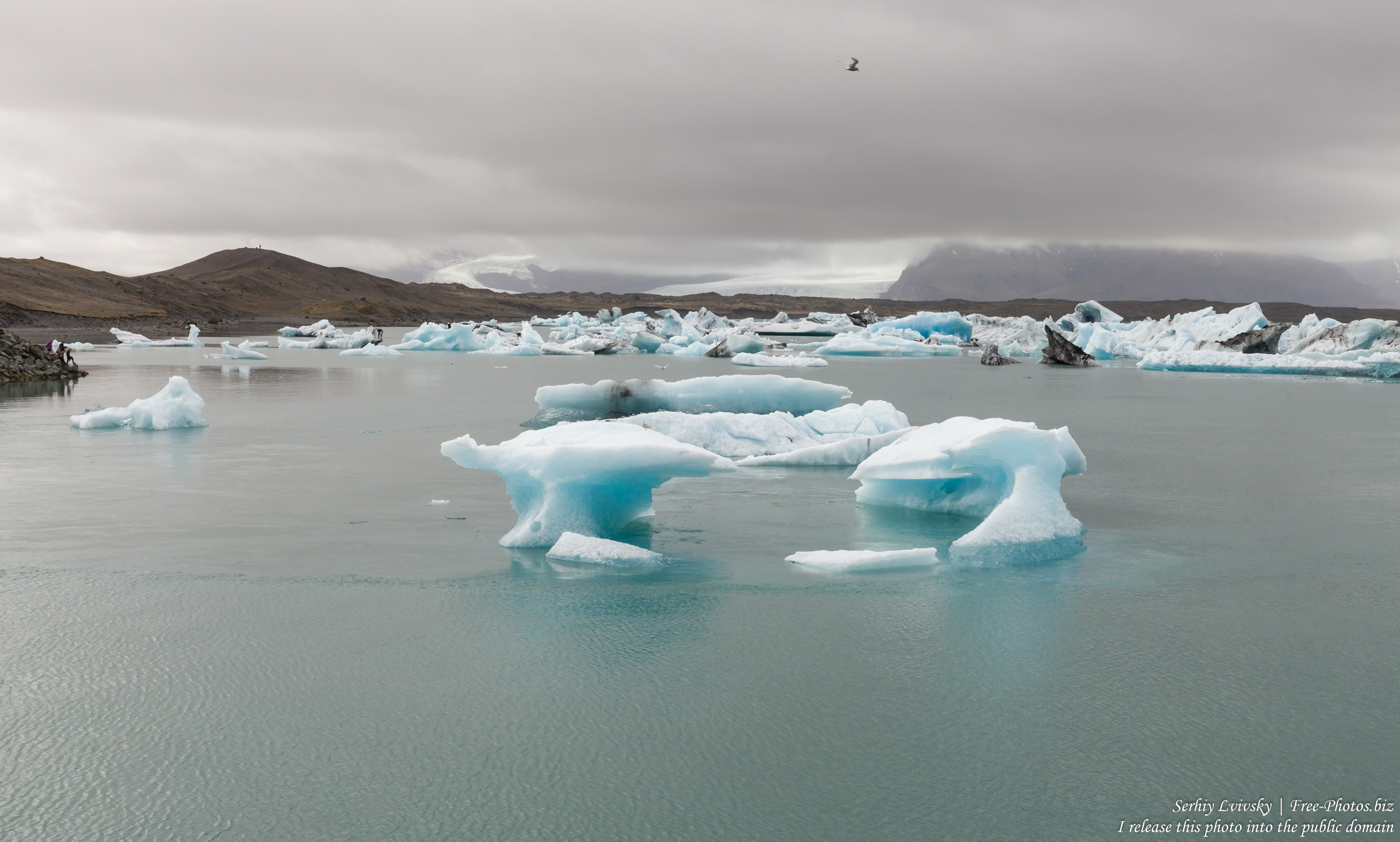 Jokulsarlon Glacier Lagoon, Iceland, photographed in May 2019 by Serhiy Lvivsky, photo 4