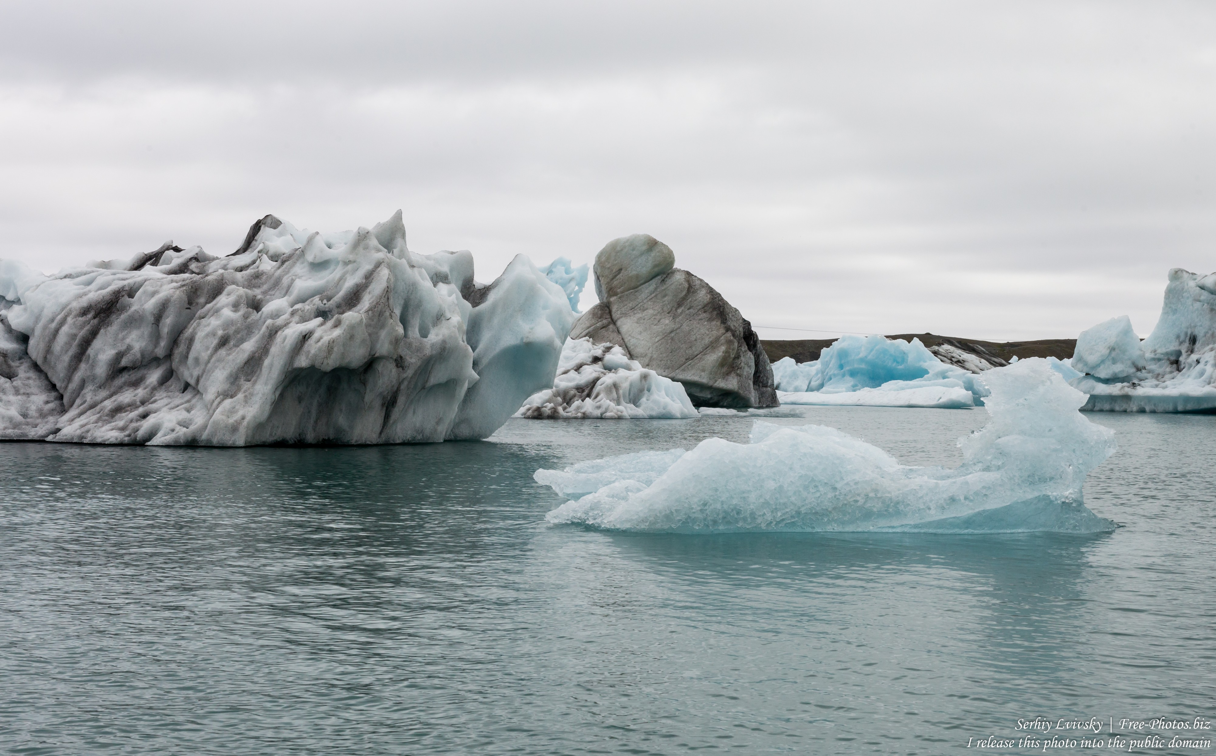 Jokulsarlon Glacier Lagoon, Iceland, photographed in May 2019 by Serhiy Lvivsky, photo 23