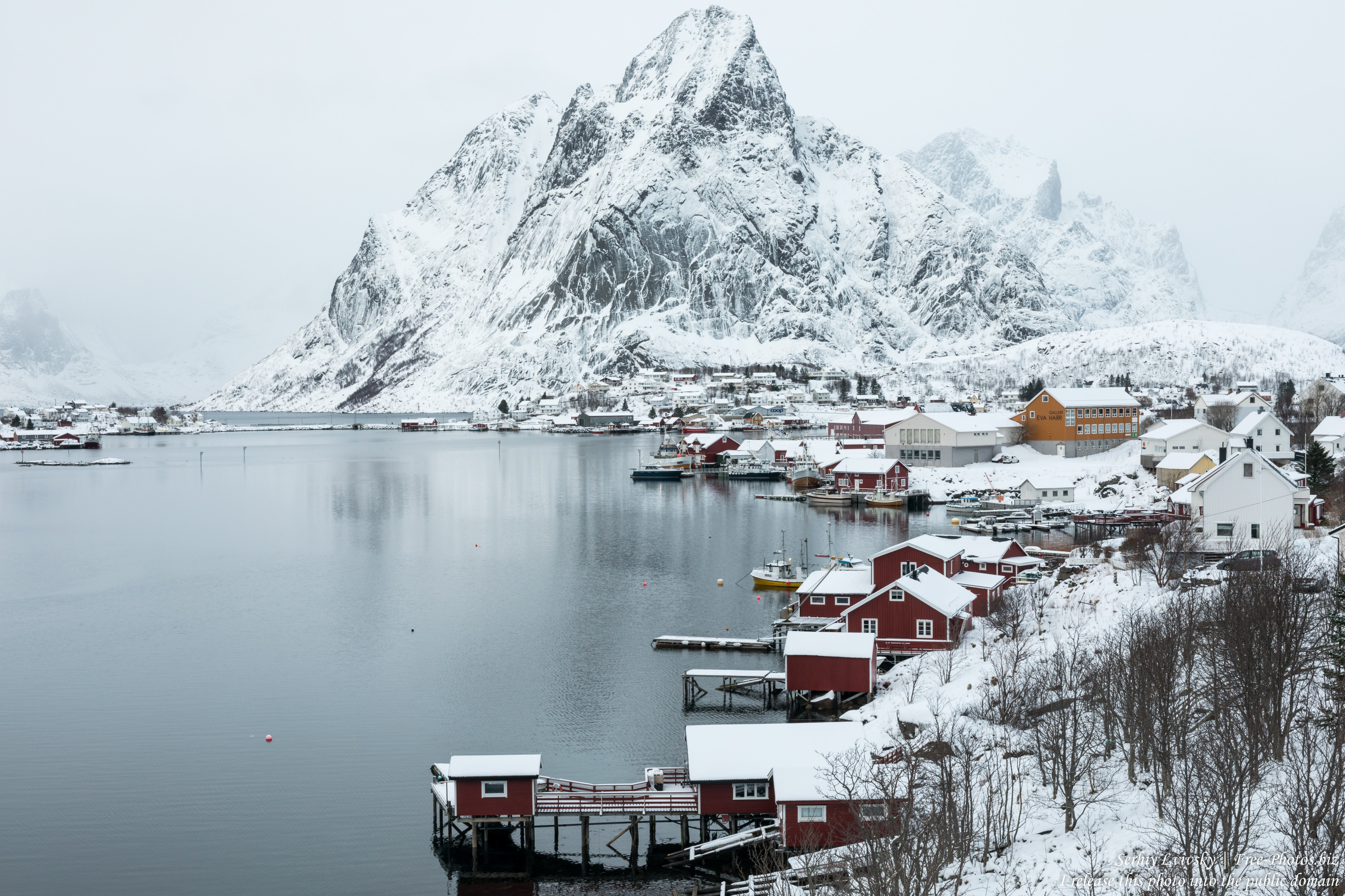 Reine and surroundings, Norway, in February 2020, by Serhiy Lvivsky, picture 2