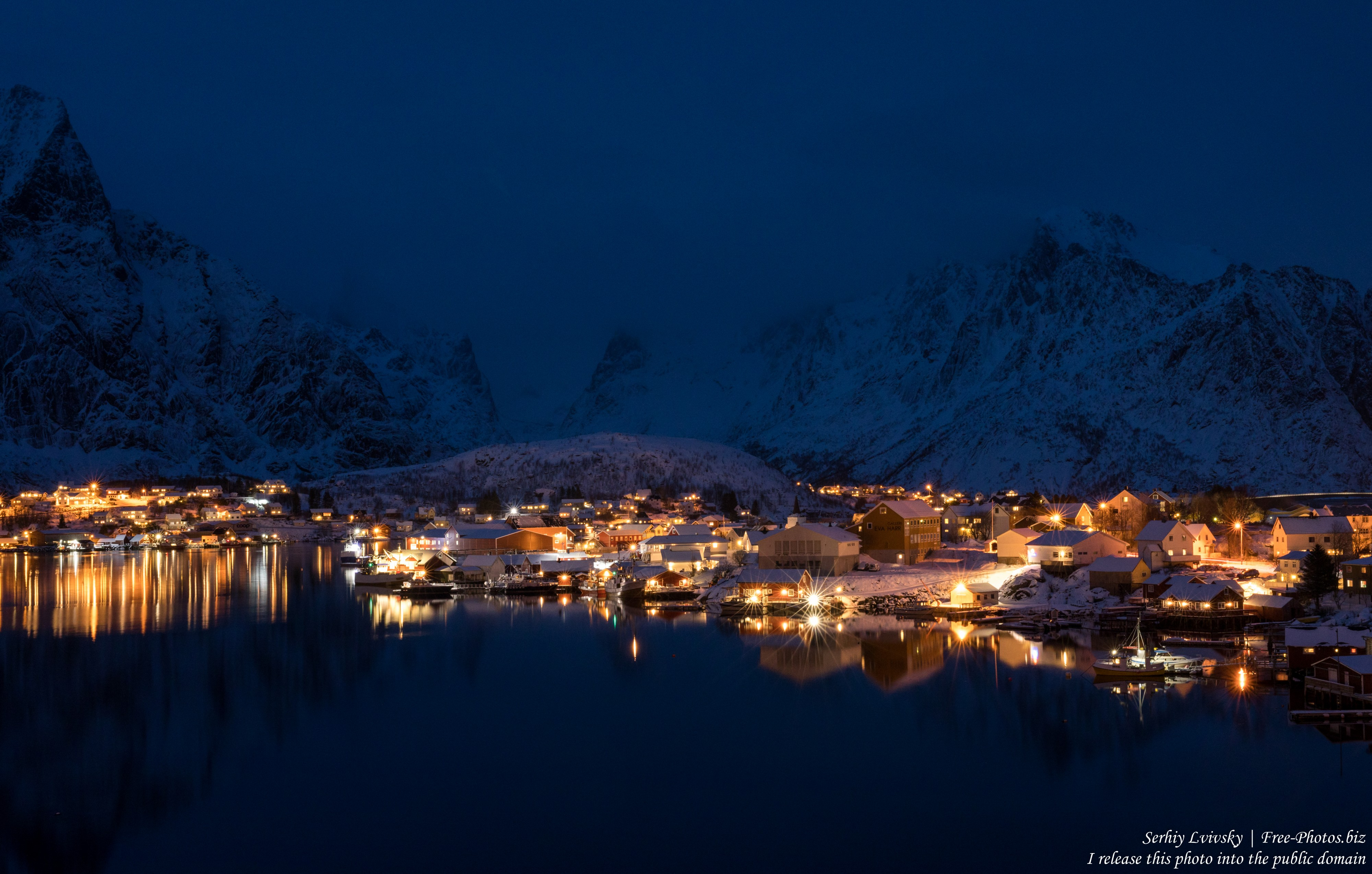 Reine and surroundings, Norway, in February 2020, by Serhiy Lvivsky, picture 15